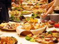 partycity catering dinner packages fusion cuisine