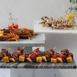 Coctail Party Finger Food For Weddings