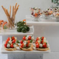 Reception Finger Food For Weddings