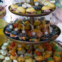 Sans Frontieres Catering Coctail Food