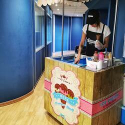 Ice Cream Cart Rental Package
