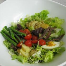 Chef Nouveau Salads